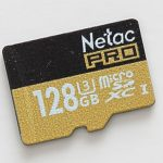 128GB Netac P500 Micro SD Review