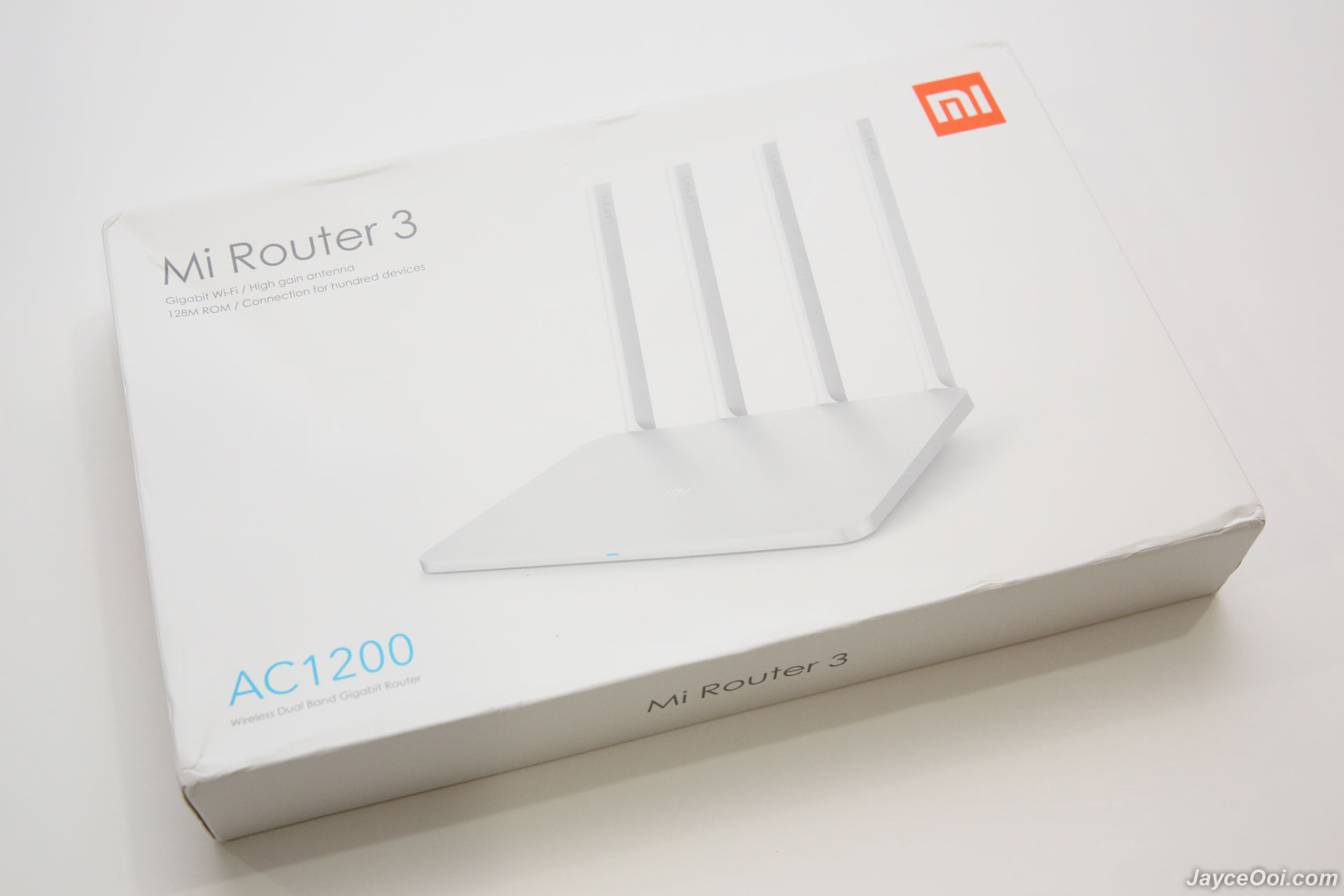 xiaomi dual band router 3 firmware