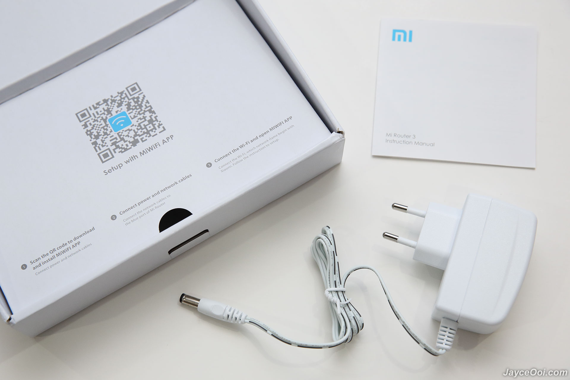 Applicator one xiaomi mi wifi router 3 review six