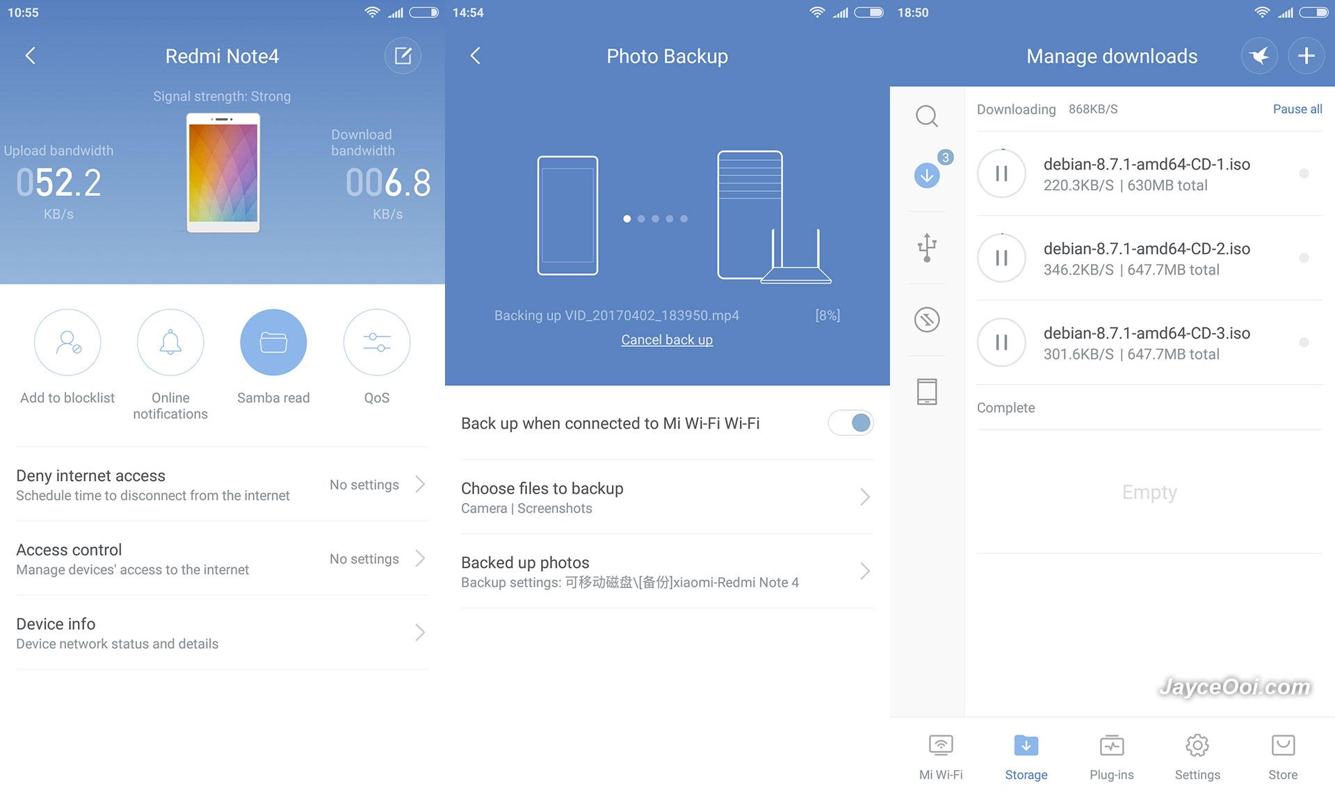 Xiaomi Wireless Router Pro Review - JayceOoi com