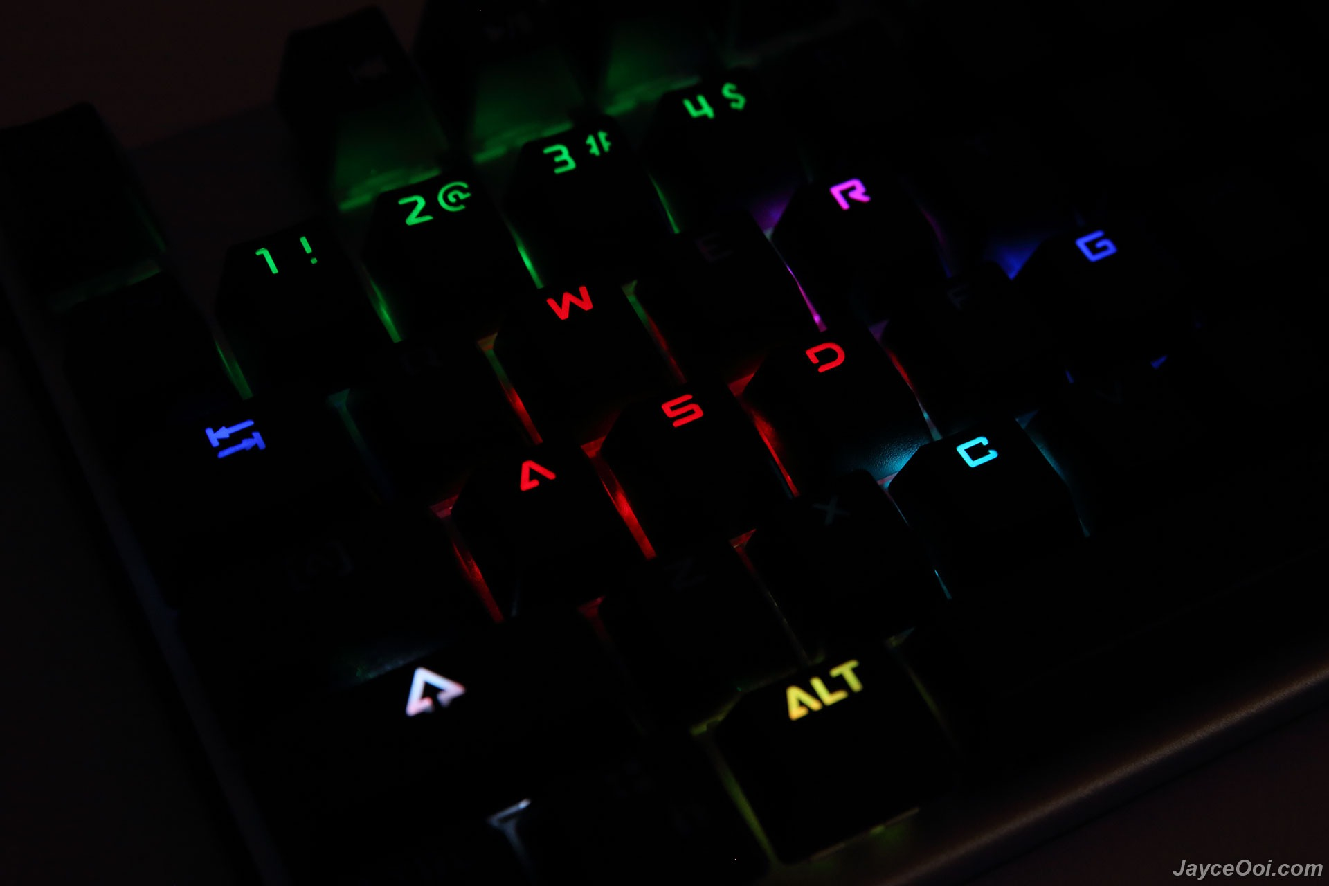 Imperion Mech 7 Rgb Mechanical Gaming Keyboard Review Mech7 87keys Advantages