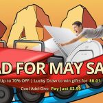 Mad for May Sale – Up to 70% off