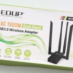 EDUP EP-AC1621 AC1900 WiFi Adapter Review