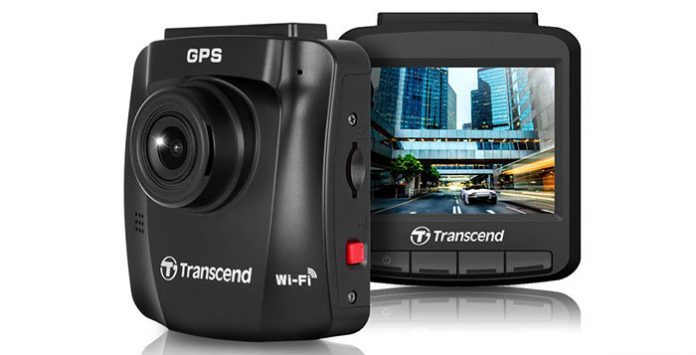 Transcend Drivepro 230 Dashcam Offers Safety Amp Style