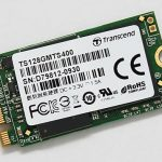 128GB Transcend MTS400 M.2 SSD Review