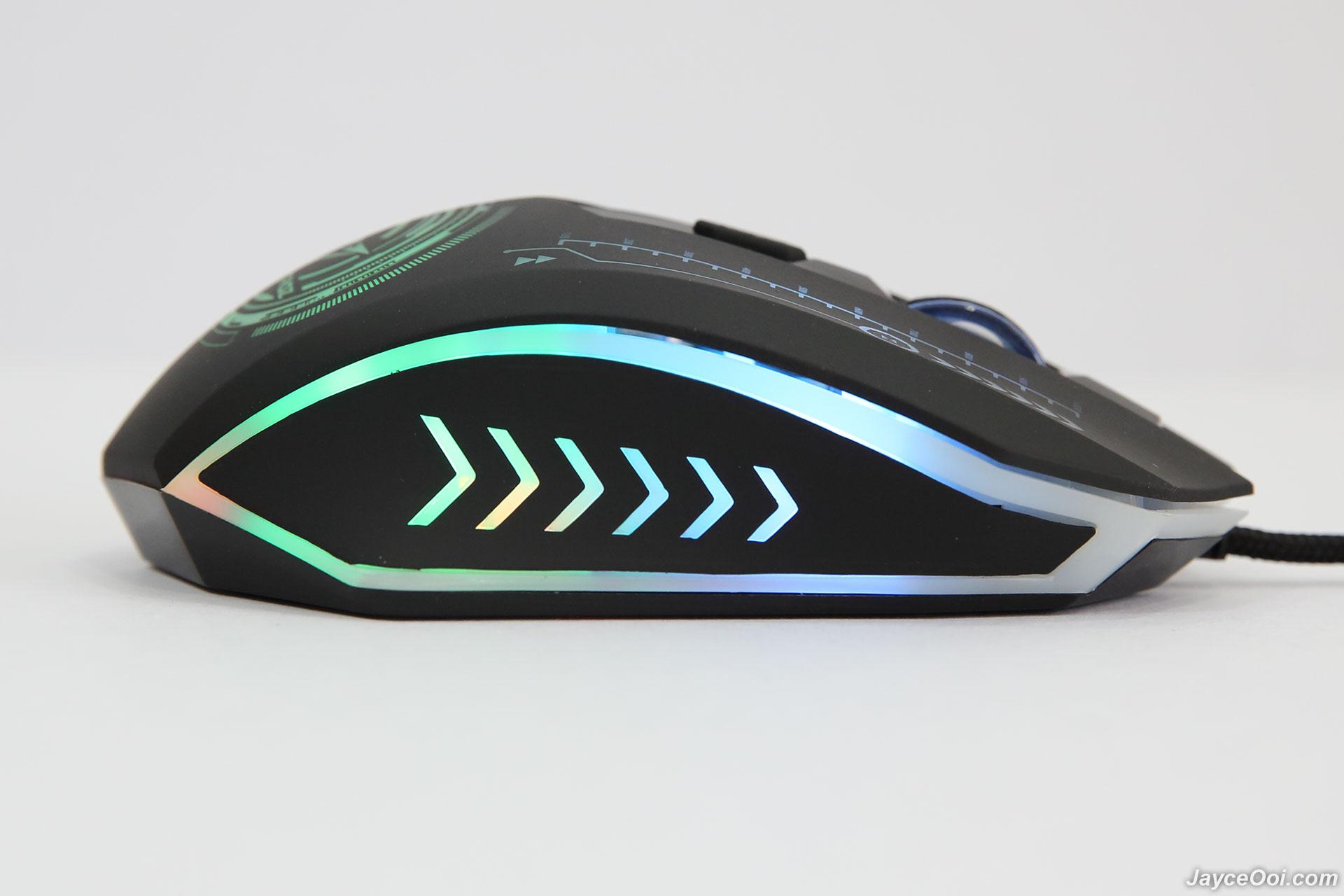 Alcatroz X-Craft Pro Trek 1000 Review - JayceOoi com