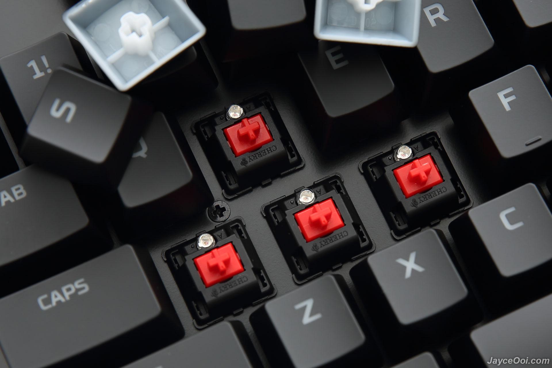 How To Make A Bump Key >> HyperX Alloy FPS Pro Tenkeyless Mechanical Gaming Keyboard ...