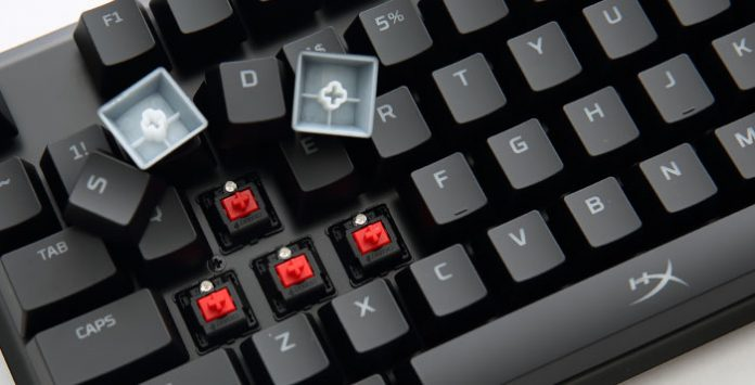 Hyperx Alloy Fps Pro Tenkeyless Mechanical Gaming Keyboard