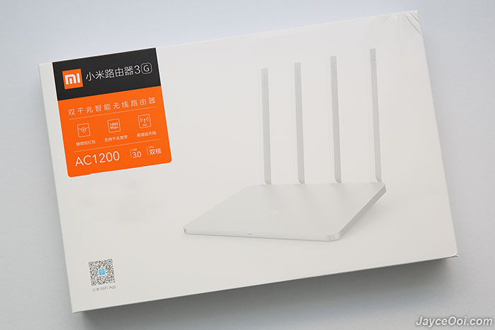 Xiaomi WiFi Router 3G Review - JayceOoi com