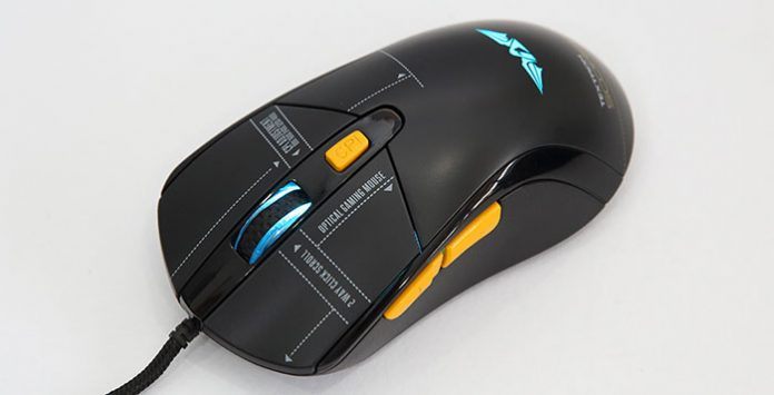 Armageddon Scorpion-5 Wired Optical Gaming Mouse