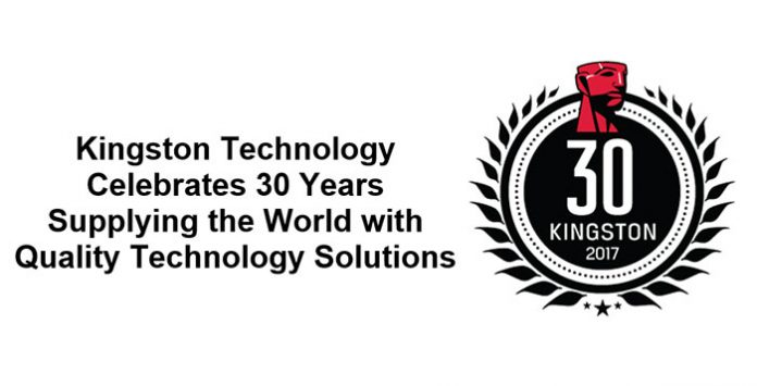 Happy 30th Birthday Kingston Technology Jayceooi Com
