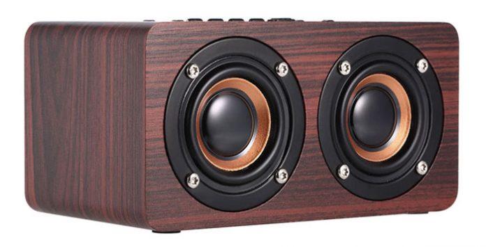 Budget Wooden Bluetooth Speaker Jayceooi Com