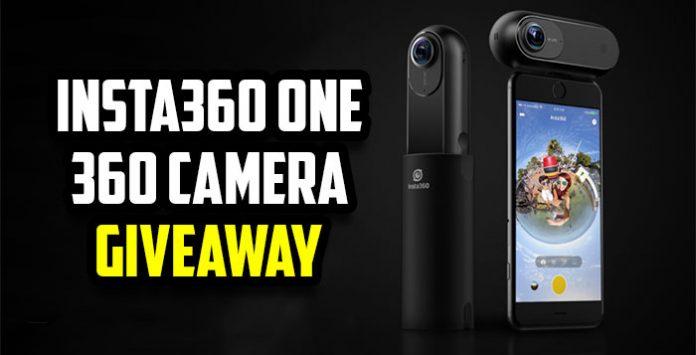 Insta360 One 360 Camera Giveaway Jayceooi Com