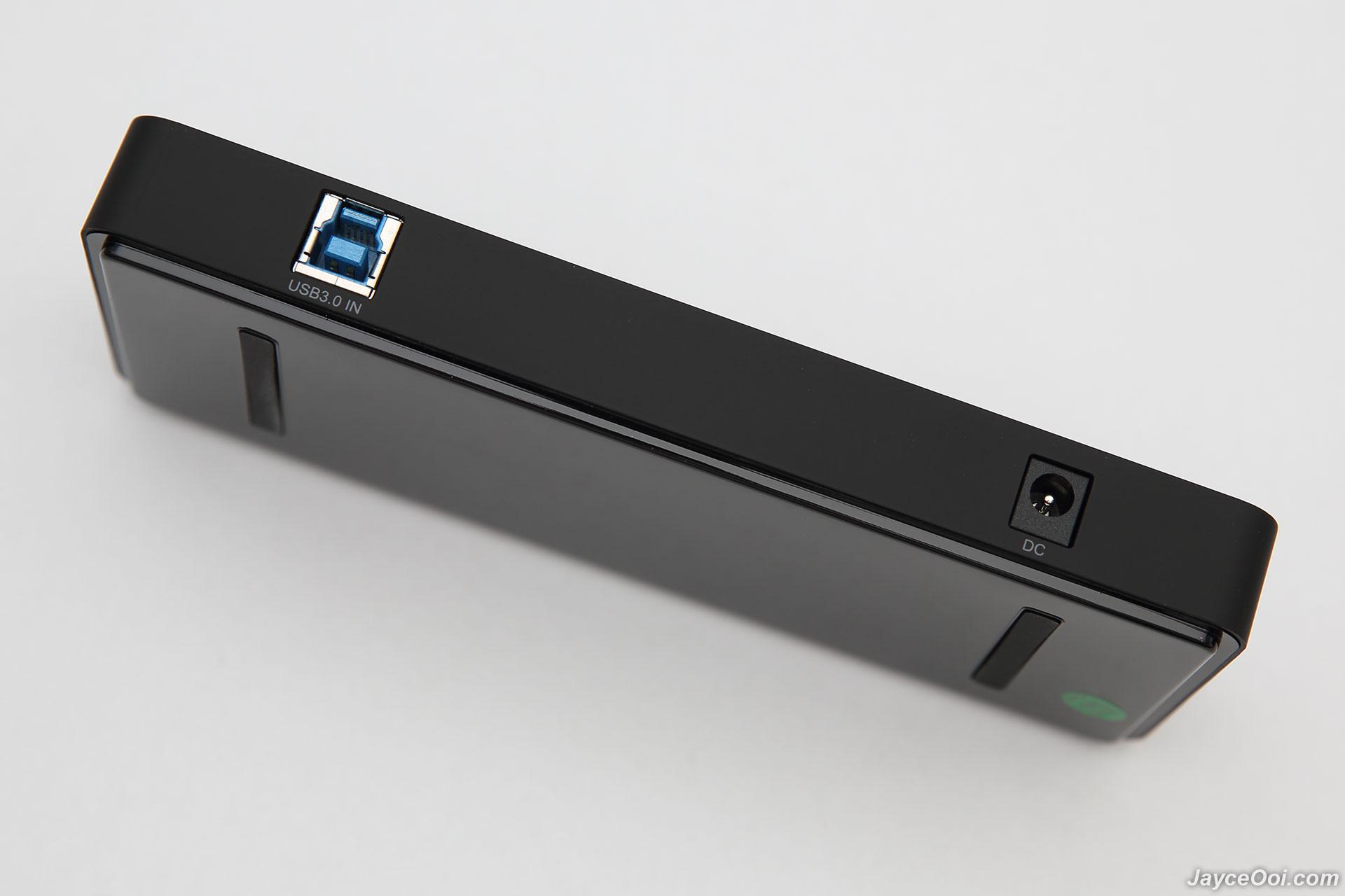 QICENT 7 Port USB 3.0 Hub Review