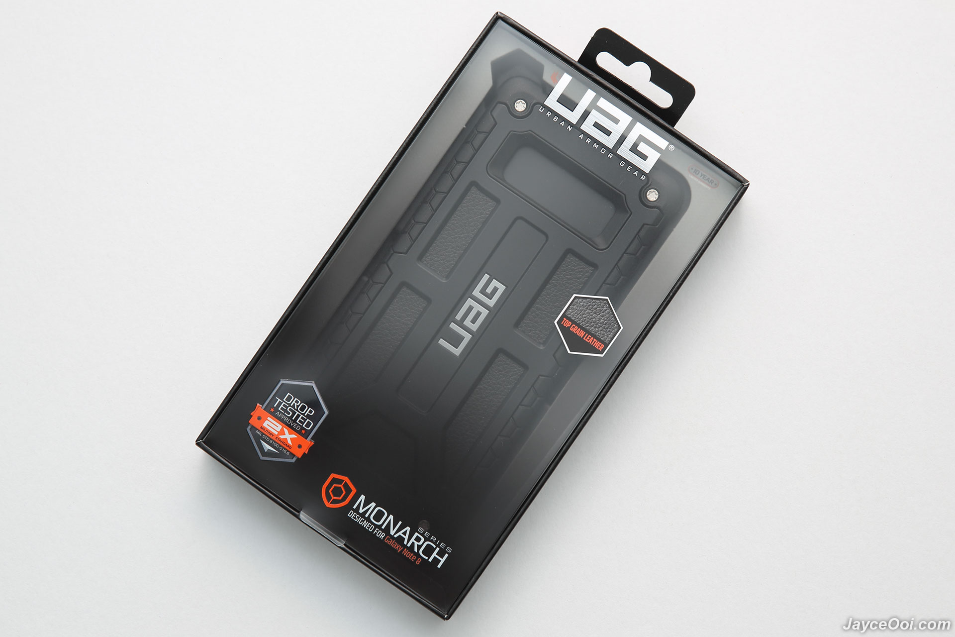 wholesale dealer 9adbc e475e UAG Galaxy Note 8 Monarch Review - JayceOoi.com