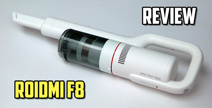 Roidmi F8 Storm Cordless Vacuum Review Video Jayceooi Com