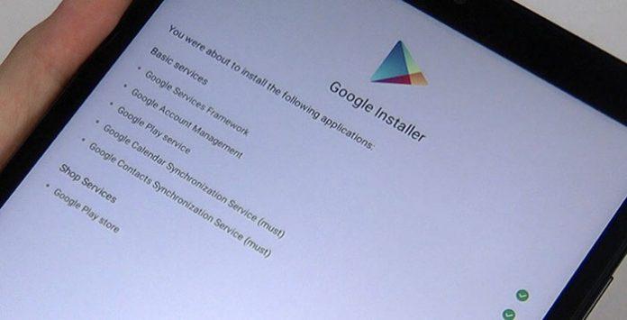How to install Google Play Store on Mi Pad 4? - JayceOoi com