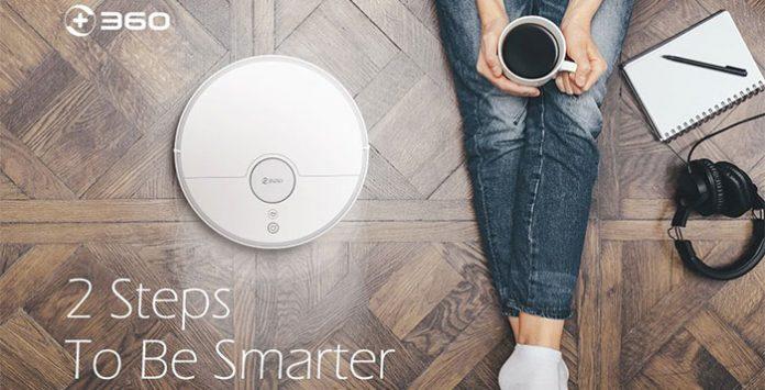 360 S5 Smart Robot Vacuum Cleaner Best Deals Jayceooi Com